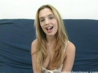 See how sexy Samantha can get when shes horny -